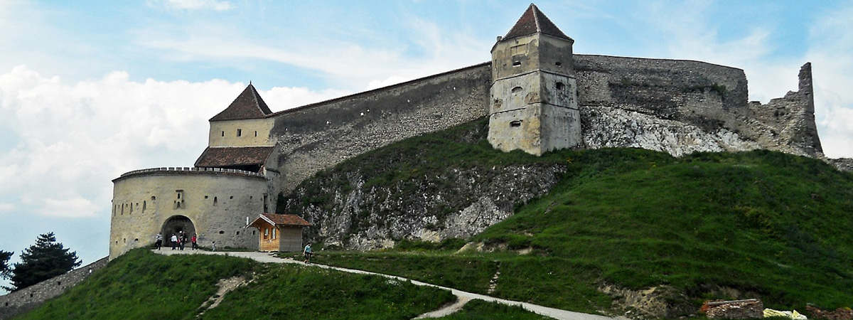 Fortress Rasnov