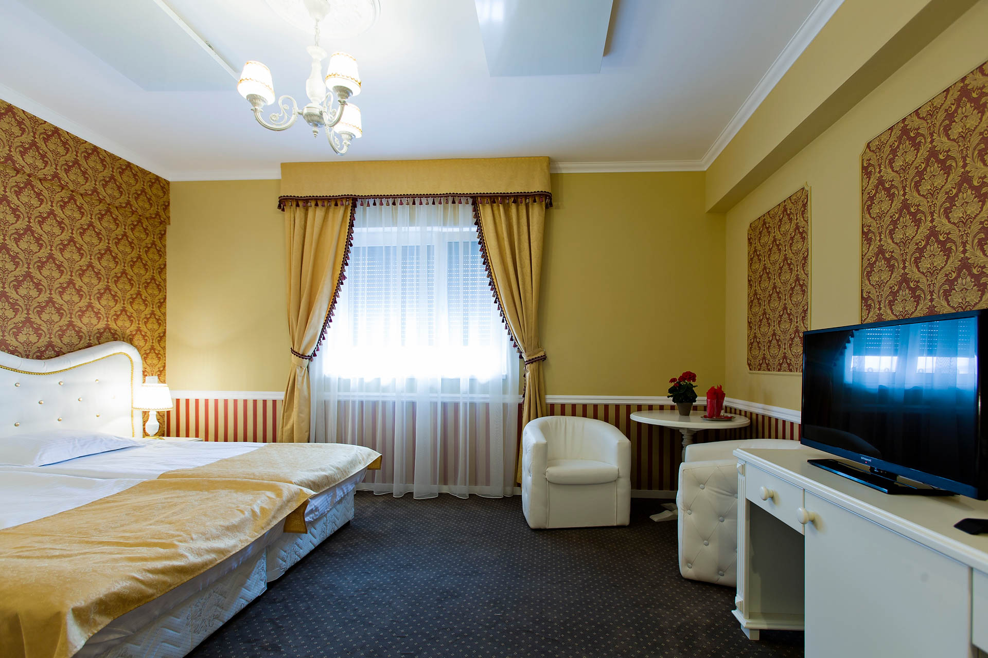 Accommodation Brasov - The Harghita Room